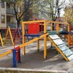 Dečja igrališta na Crvenom trgu i u Jevrejskoj ulici potpuno renovirana