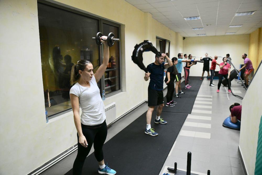Photo of Ultimativna rekreacija od skora i u Pirotu – kros fit – kombinacija atletike, dizanja tegova i gimnastike