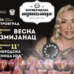 """Vesna Zmijanac """"otvara"""" Caribrodsku šušenicu"""