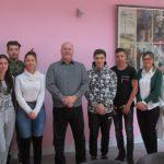 Učenici Mlekarske škole u Gabrovu