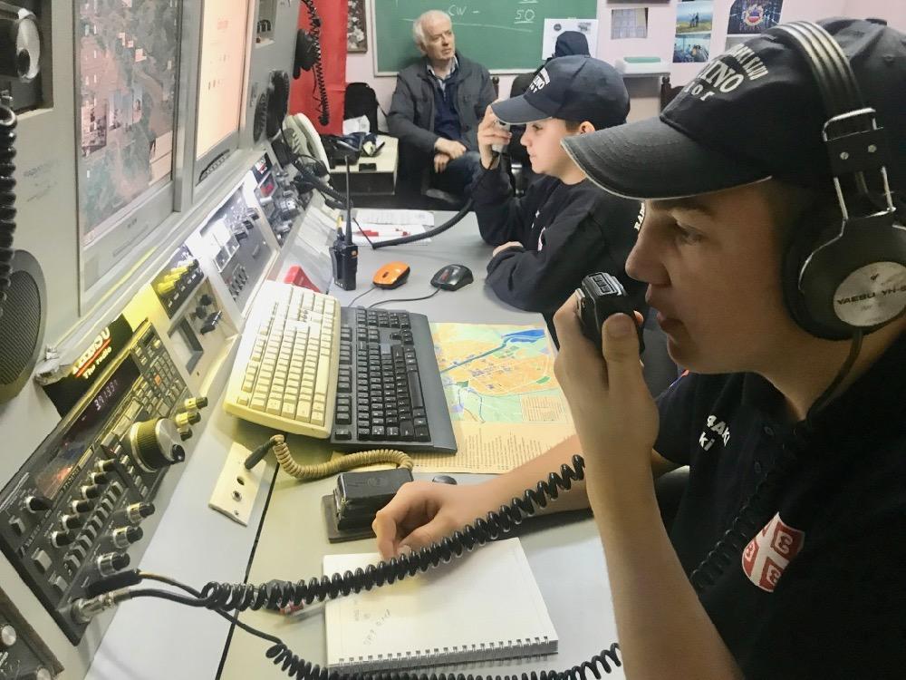 Photo of Radio klub Pirot: Kad tinejdžeri spasavaju živote