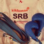 Uroš na svetskom karate događaju godine - Svetskom karate šampionatu u Madridu