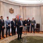 Podrška unapređenju kombinovanog transporta u Slobodnoj zoni Pirot