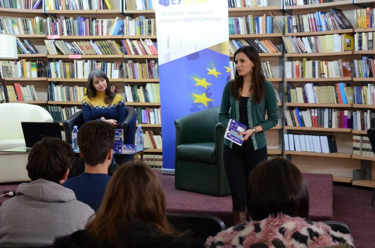 Photo of Promovisan nagradni konkurs Evropski dnevnik