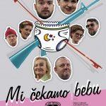 Mi čekamo bebu – nova predstava pirotskog teatra, premijera u nedelju od 19:30