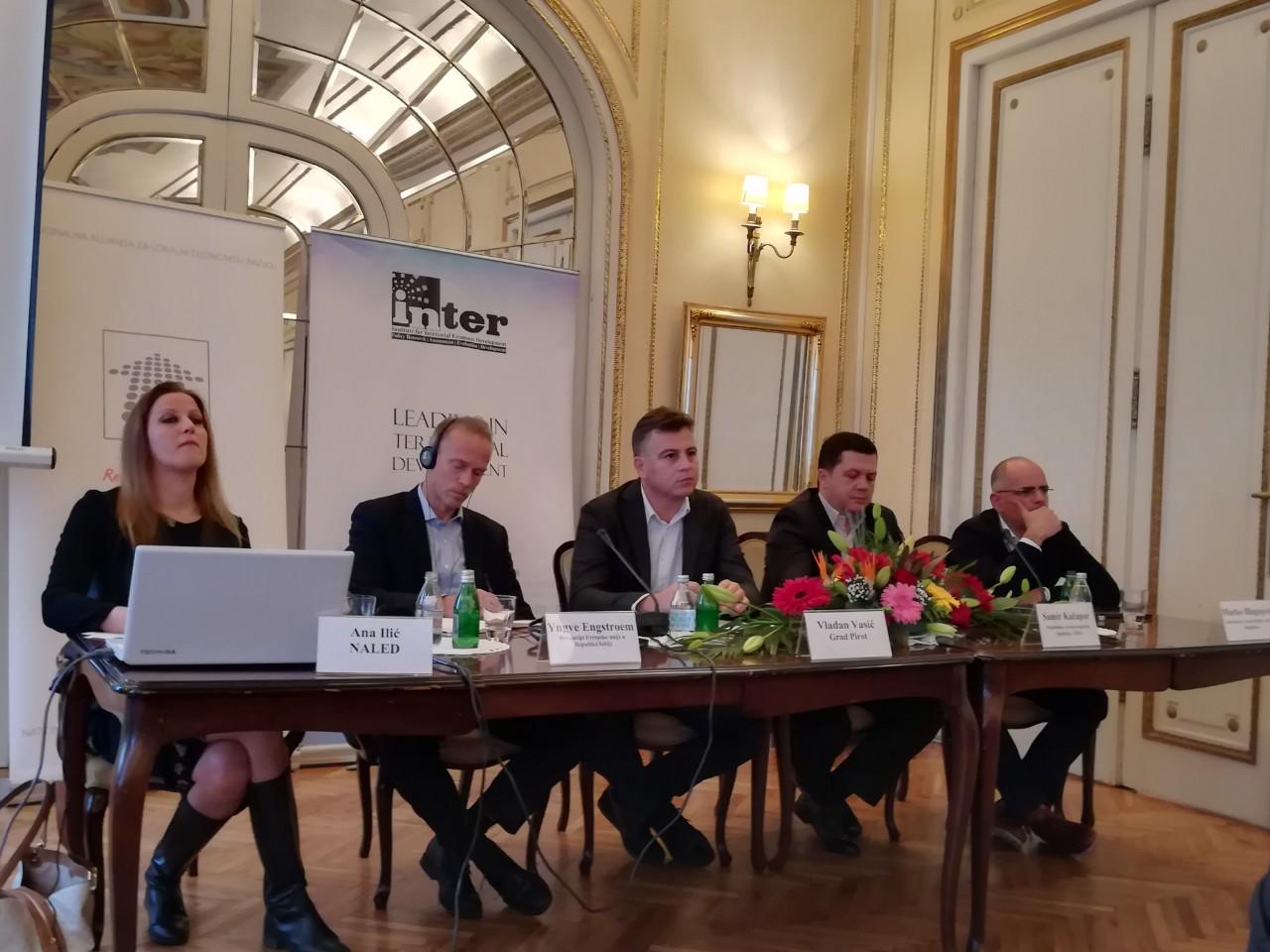 Photo of Konferencija o evropskim fondovima i regionalnom razvoju održana u Beogradu