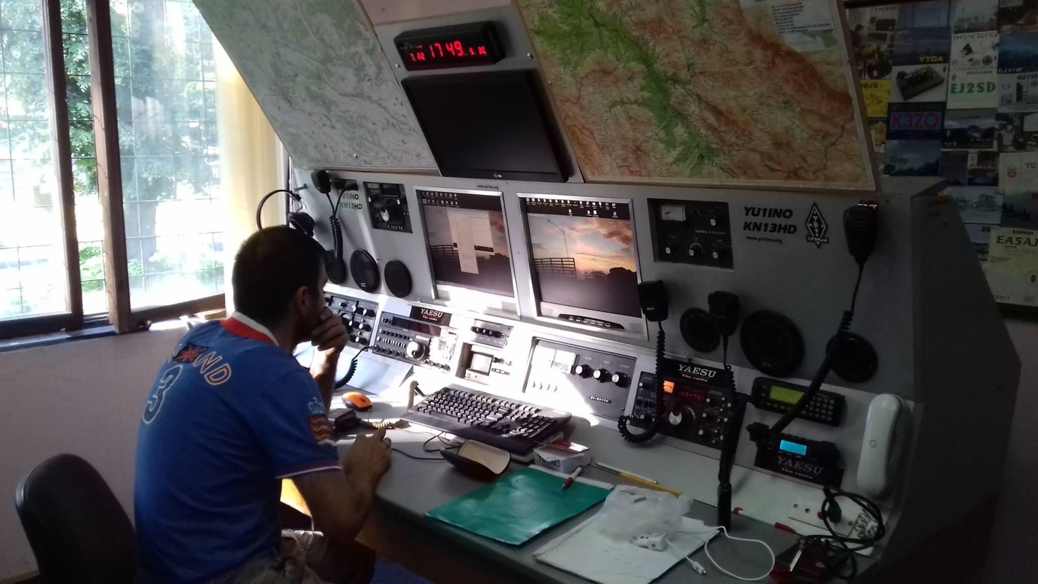 Photo of Pirotski radio-amateri pomogli planinarima koji su se izgubili u mraku na planini Rtanj