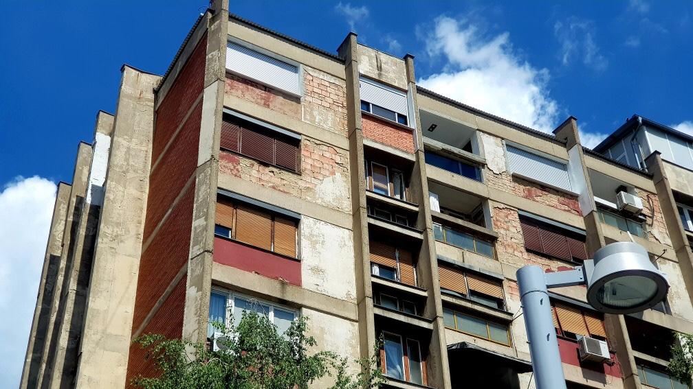 Photo of Zgrada u ul. Knjaza Miloša dobija novi izgled