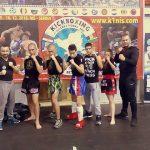 Dva srebra za Crne kobre na Balkan best fighters takmičenju u Nišu