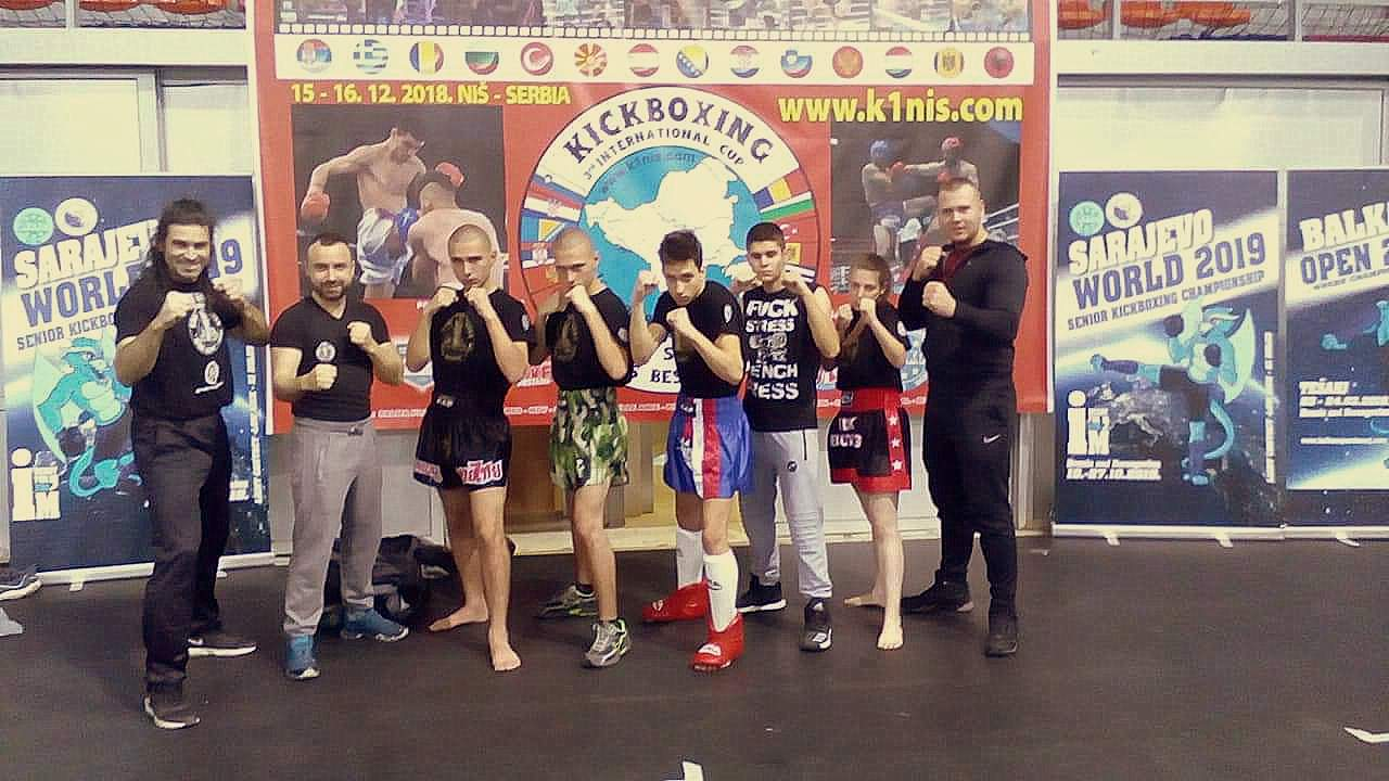 Photo of Dva srebra za Crne kobre na Balkan best fighters takmičenju u Nišu