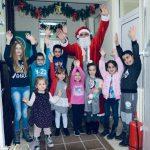 Novogodišnji pokloni mališanima zaposlenih u Regionalnoj deponiji