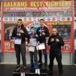 Četiri medalje za pirotske kikboksere