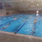 Plivači iz Volosa na pripremama u Pirotu, svi sportski objekti krcati