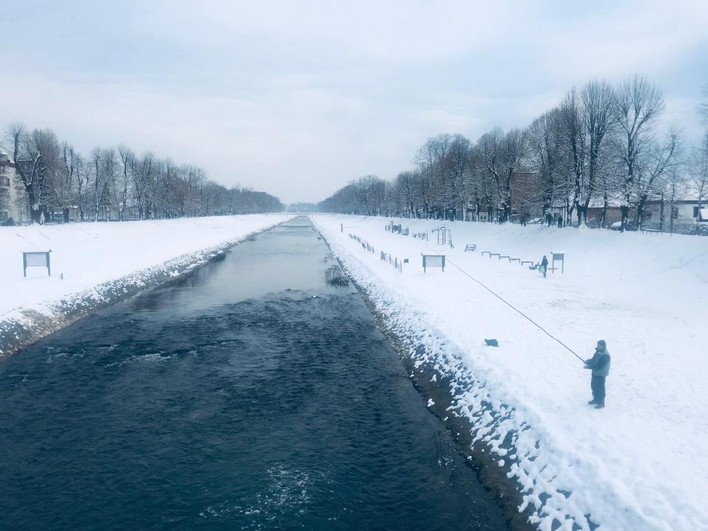 Photo of Za prave ljubitelje Nišave i ribolova – nema zime