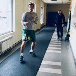 Uroš Mijalković pozvao naše mlade sugrađane da se bave sportom i učestvuju u ovogodišnjoj Božićnoj školi sporta