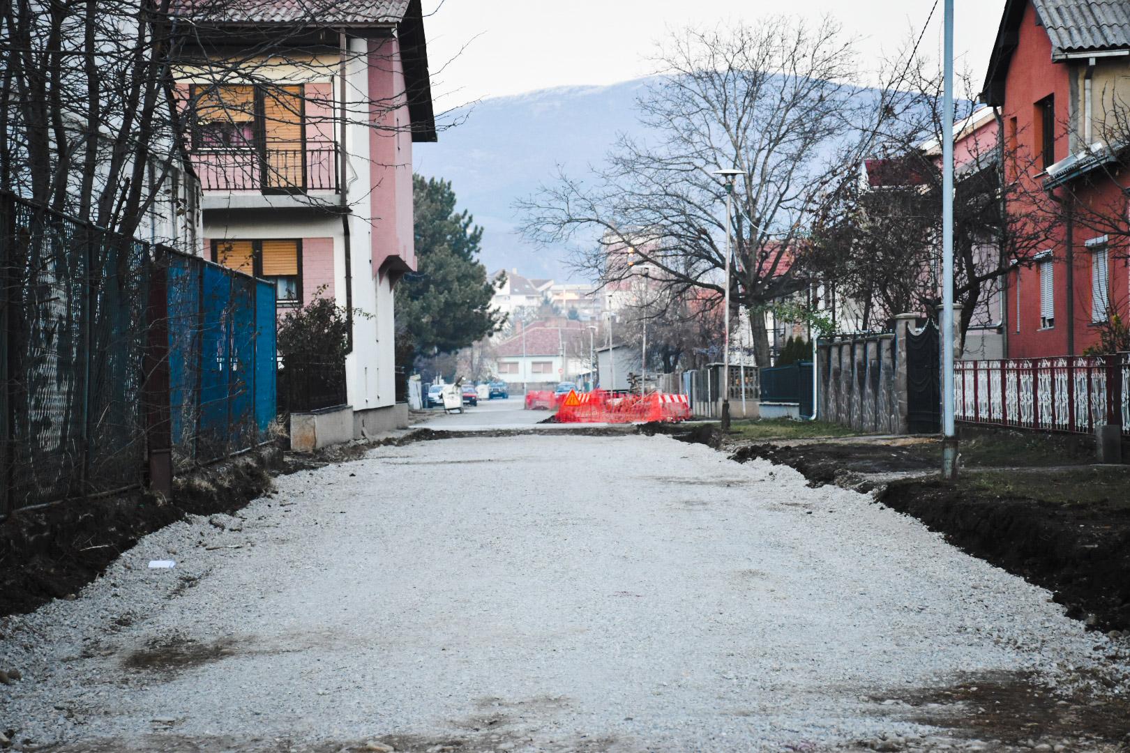 Photo of Prvomajska ulica poslednja u nizu investicija u 2018.