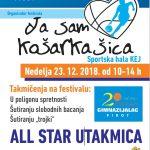 ŽKK Gimnazijalac: Festival ženske košarke u nedelju u hali Kej