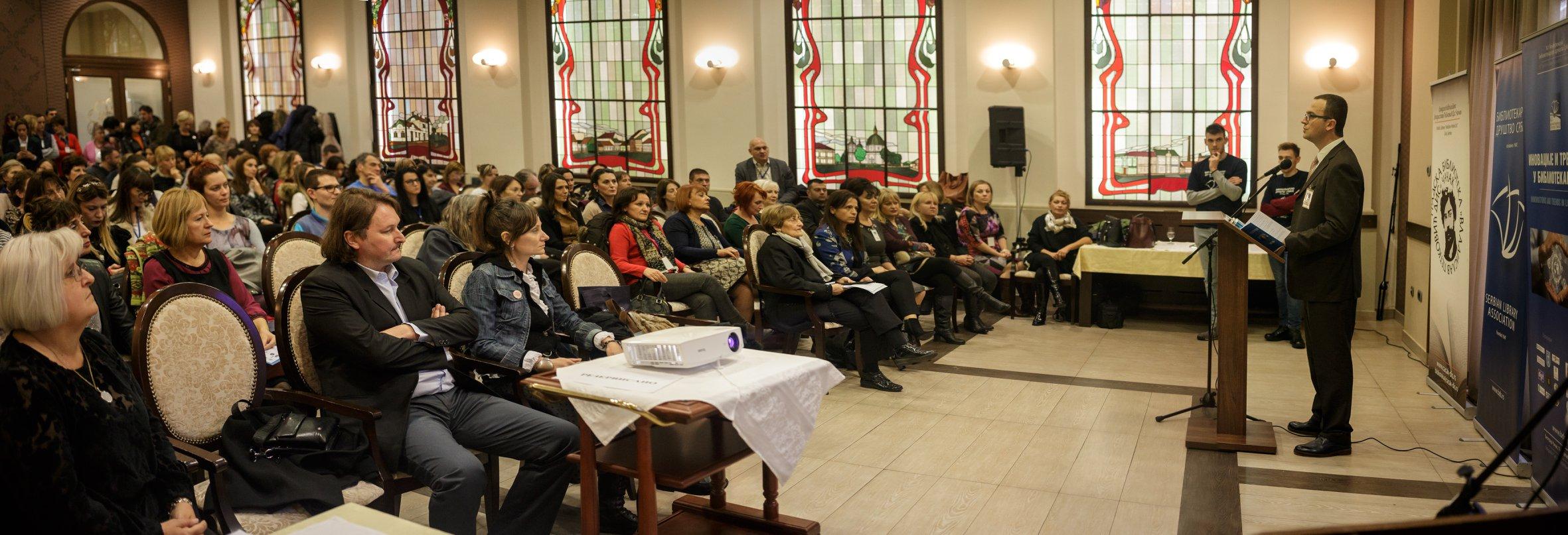 Photo of Pirotski bibliotekari na konferenciji Bibliotekarskog društve Srbije