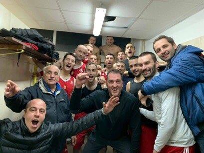 """Photo of Košarkaši trijumfom u Leskovcu """"zatvorili"""" uspešnu polusezonu"""