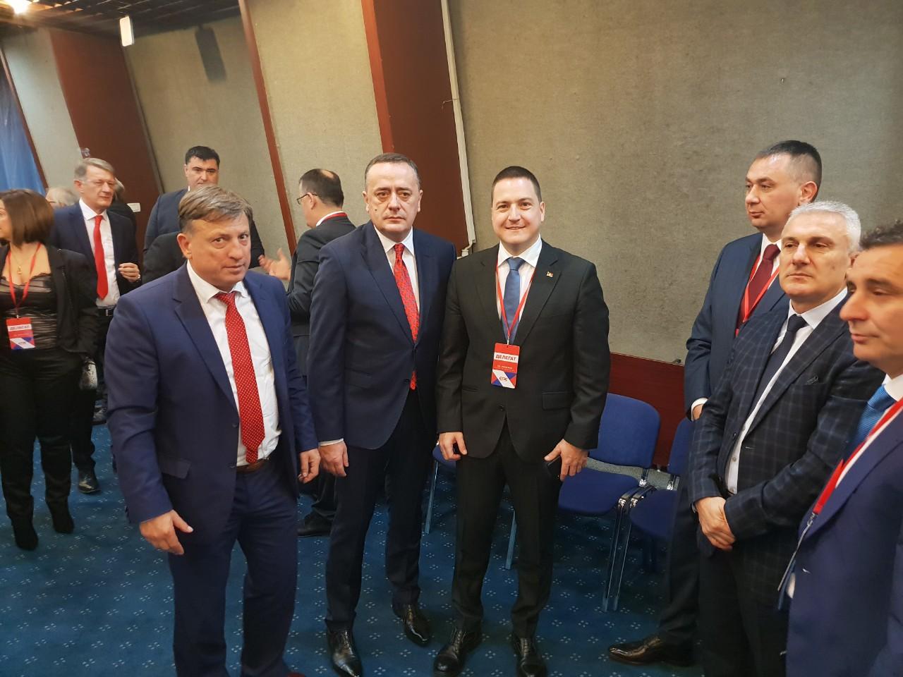 Photo of Panajotović po šesti uzastopni put izabran za člana Glavnog odbora Socijalističke partije Srbije