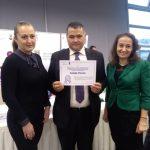 Gradu Pirotu uručeno priznanje državnih revizora - primer dobre prakse za efikasno upravljanje javnim finansijama