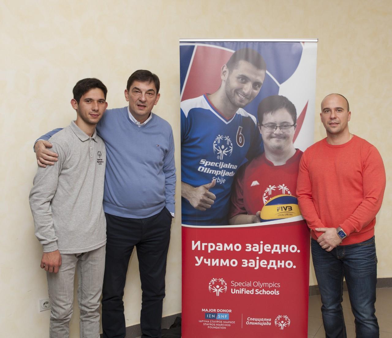 Photo of Sport – najbolji vid inkluzije. Više od 700 dece iz stotinu škola u Srbiji učestvovaće u projektu Specijalne olimpijade
