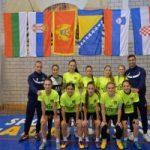 """ŽFK """"Jedinstvo"""":Treće u Crnoj Gori"""