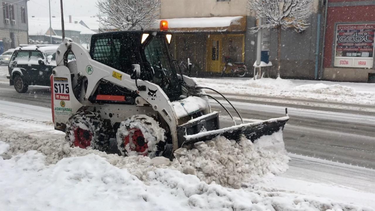 "Photo of Zimska služba ""Komunalca"" u Pirotu spremna za predstojeće aktivnosti"