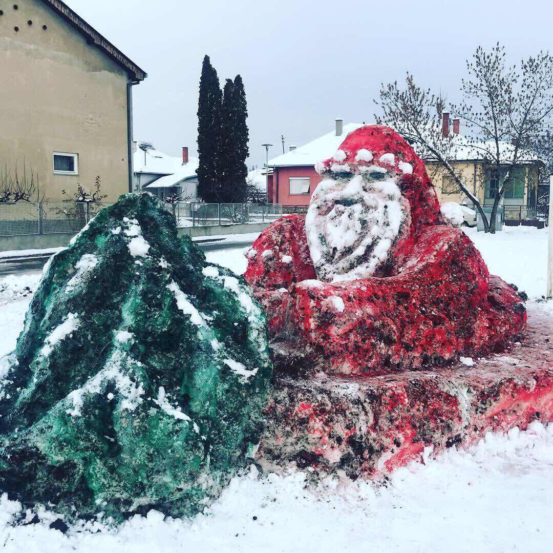 Photo of Pirotski Deda Mraz svake godine oduševljava mališane