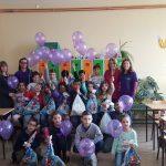 Savinu nedelju obeležili na najbolji mogući način - podelom paketa mališanima u seoskim školama