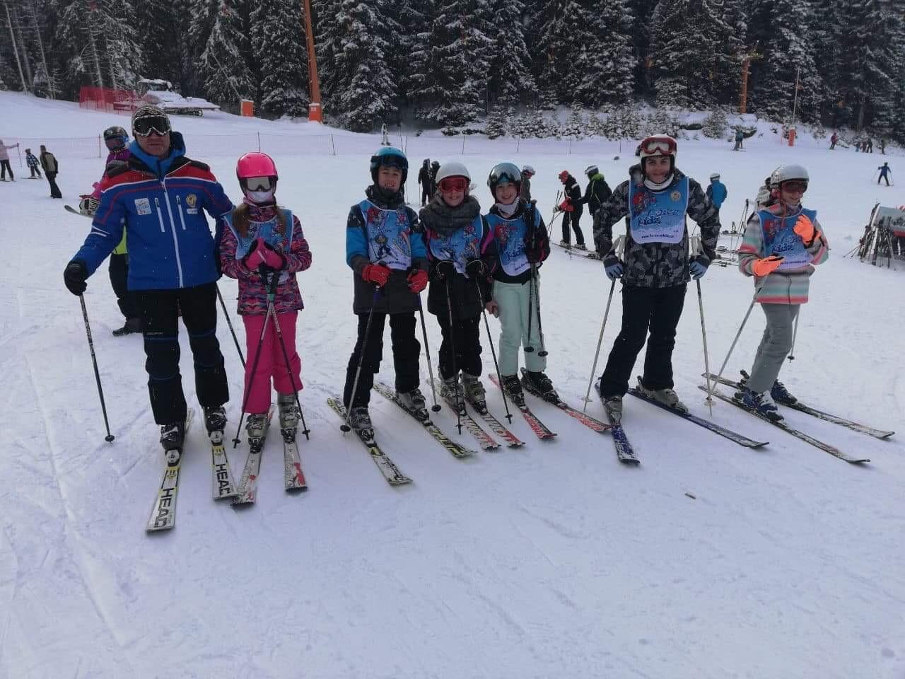Photo of Kamp pirotskih skijaša na Pamporovu u Bugarskoj