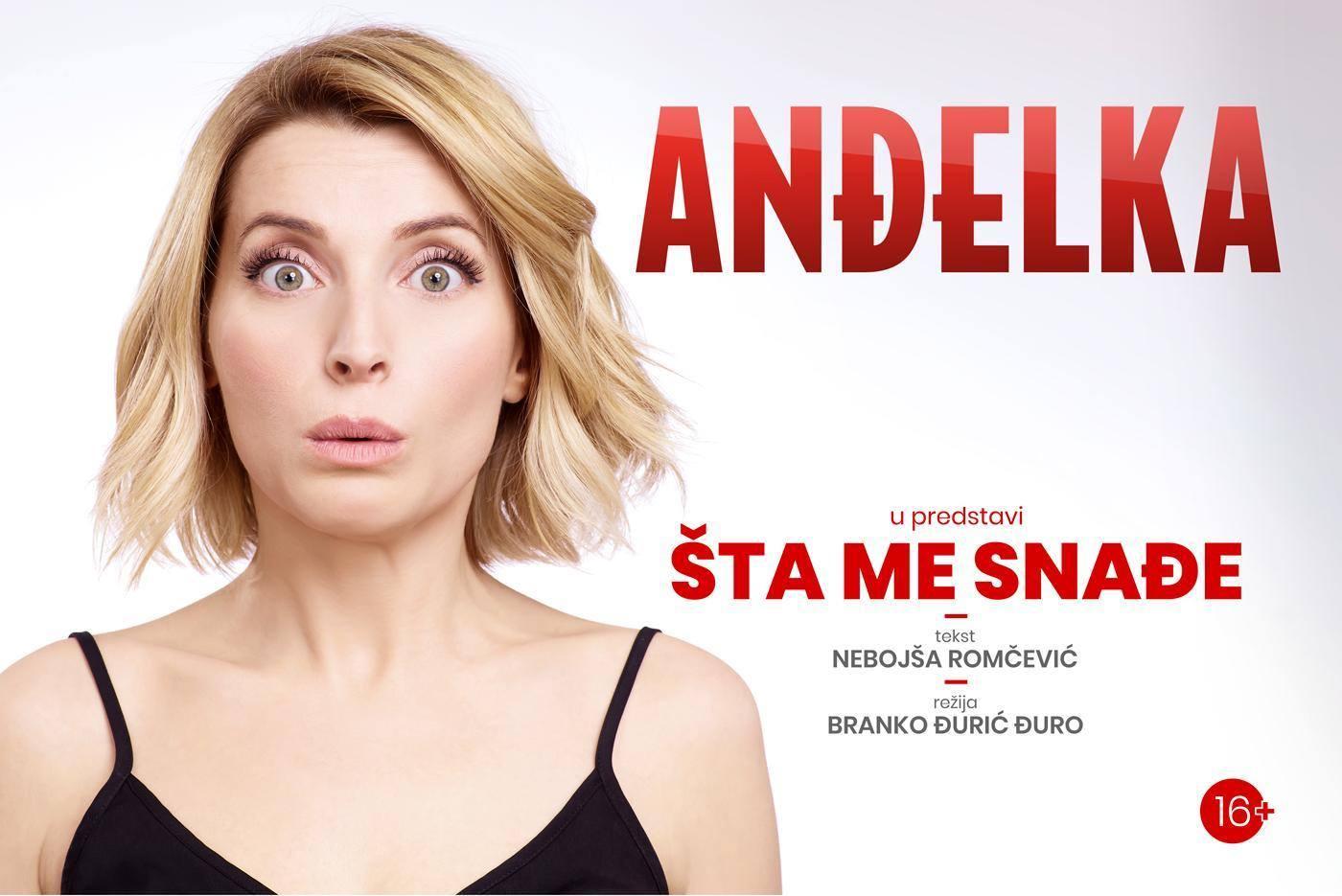 "Photo of Anđelka u predstavi ""Šta me snađe"" gostuje u Pirotu"