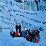 Zaledjena Tupavica - zimska atrakcija Stare planine