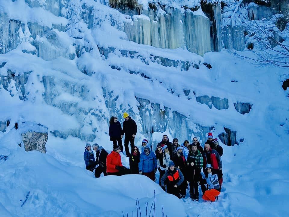 Photo of Zaledjena Tupavica – zimska atrakcija Stare planine