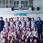 Košarkašice Gimnazijalca nastavljaju takmičenje u Prvoj regionalnoj ženskoj ligi - Jug B