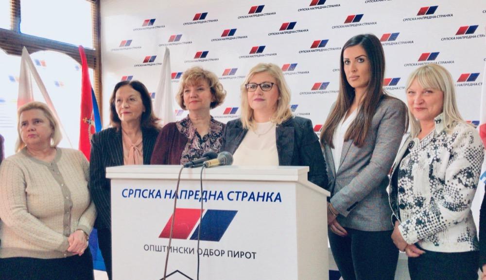 Photo of SNS Pirota i Babušnice: Želimo pristojnu Srbiju