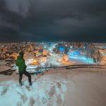 Zimska bajka u Pirotu (FOTO)