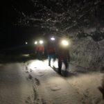 Gorska služba spasavanja evakuiše staricu iz zavejanog sela