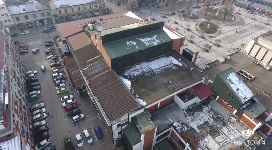Photo of Radi se projekat rekonstrukcije Doma vojske