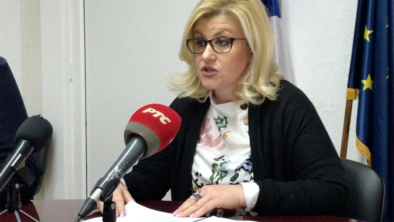 Photo of Dragani Tončić novi mandat načelnice Pirotskog upravnog okruga
