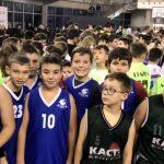 "Mlade nade KK""Pirota"" na XIX međunarodnom minibasket festivalu ""Rajko Žižić"""