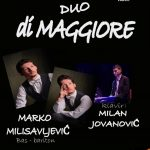 "Koncert klasične muzike - nastupa duo ""Di mađore"", ulaz slobodan"