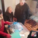 Pomoć  i paketi sa hranom starima i bolesnima u udaljenim selima