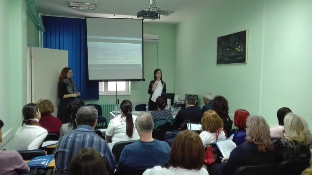Photo of Podrška zdavstvenim radnicima za pružanje zdravstvene zaštite migrantima i izbeglicama