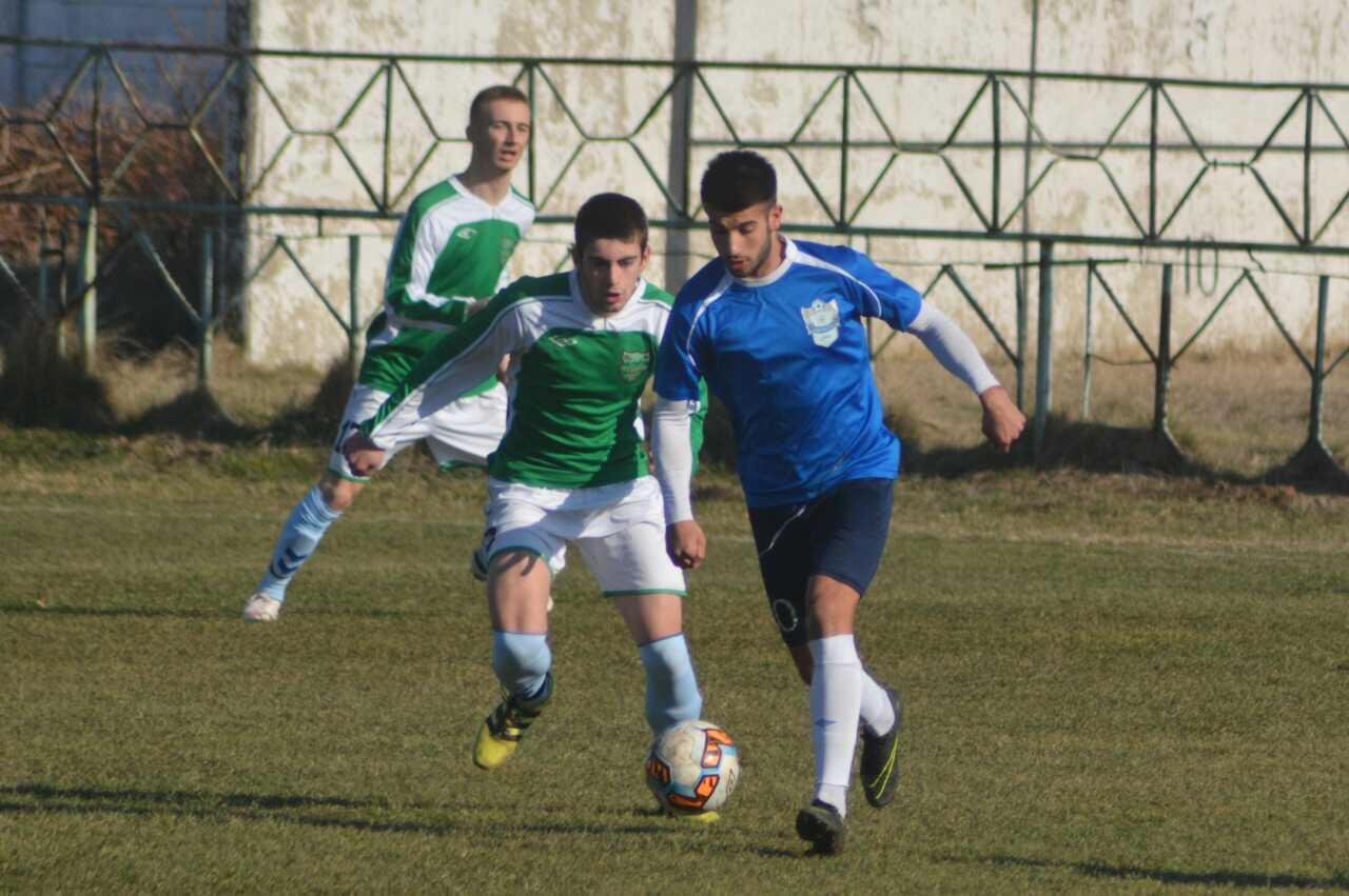 Photo of Treća pobeda Belih: Radnički ubedljiv protiv Radana iz Lebana 4:0