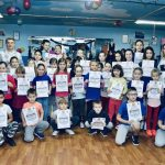 Božićna škola sporta: Mali folklorci dobili diplome