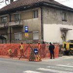 Radovi na vodovodu u ulici Nikole Pašića