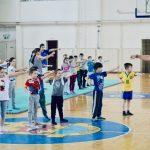 Božićna škola sporta: Karate uče od šampiona – Marka Rajkovića i Uroša Mijalkovića