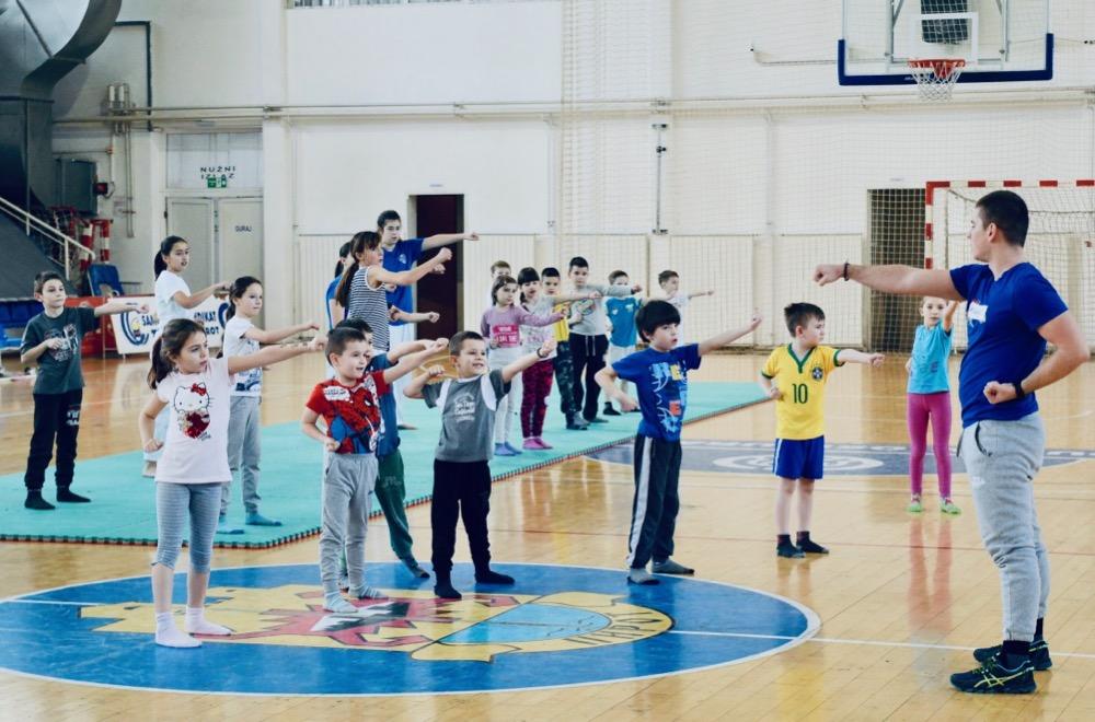 Photo of Božićna škola sporta: Karate uče od šampiona – Marka Rajkovića i Uroša Mijalkovića