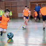 Božićna škola sporta: Škola fudbala Gimnazijalac - rasadnik talenata